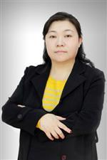 刘静老师照片