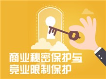 十三、商业秘密保护与竞业限制保护