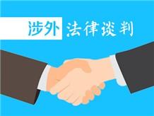 涉外法律谈判(Skills Application in Legal Negotiation)