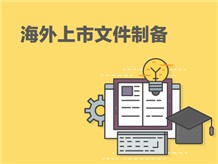 海外上市文件制备(Preparation of Documents for Overseas Listing)