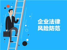九、企业法律风险防范