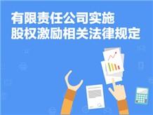 有限责任公司实施股权激励相关法律规定