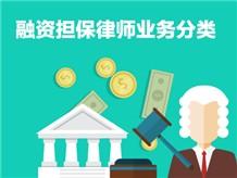 融资担保律师业务分类