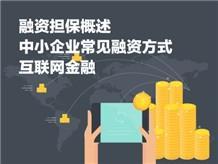 融资担保概述,中小企业常见融资方式,互联网金融
