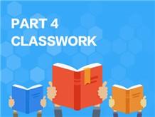 Part 4  Classwork(海外并购)