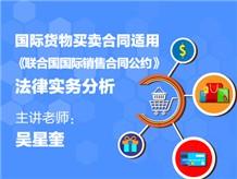 国际货物买卖合同适用《联合国国际销售合同公约》法律实务分析