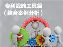 三、专利战略工具篇(结合案例分析)