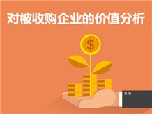 (二)对被收购企业的价值分析