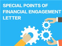 Special Points of Financial Engagement Letter
