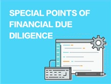 Special Points of Financial Due Diligence