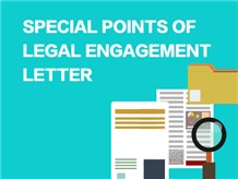 Special Points of Legal Engagement Letter