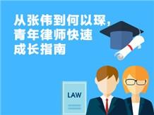 从张伟到何以琛,青年律师快速成长指南