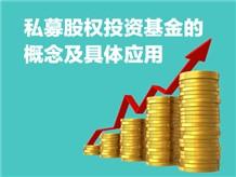 私募股权投资基金的概念及具体应用