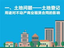 一、土地问题——土地登记用途对不动产商业租赁合同的影响