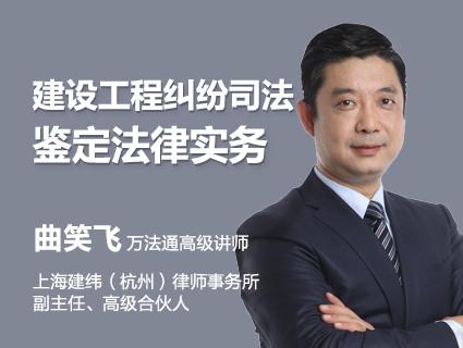 建设工程纠纷司法鉴定法律实务